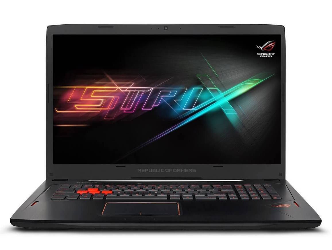 Asus ROG Strix GL702VM-DB74 GTX 1060 Laptop