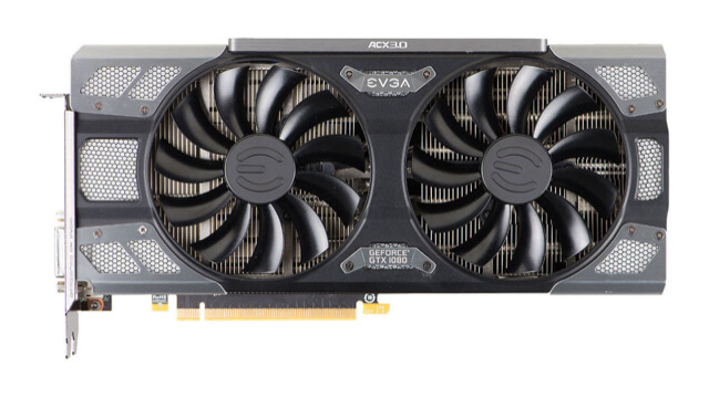 Best GTX 1080 for customer support is the EVGA FTW ACX 3.0