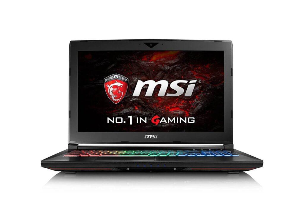 MSI GT62VR Dominator Pro 15.6 GTX 1070