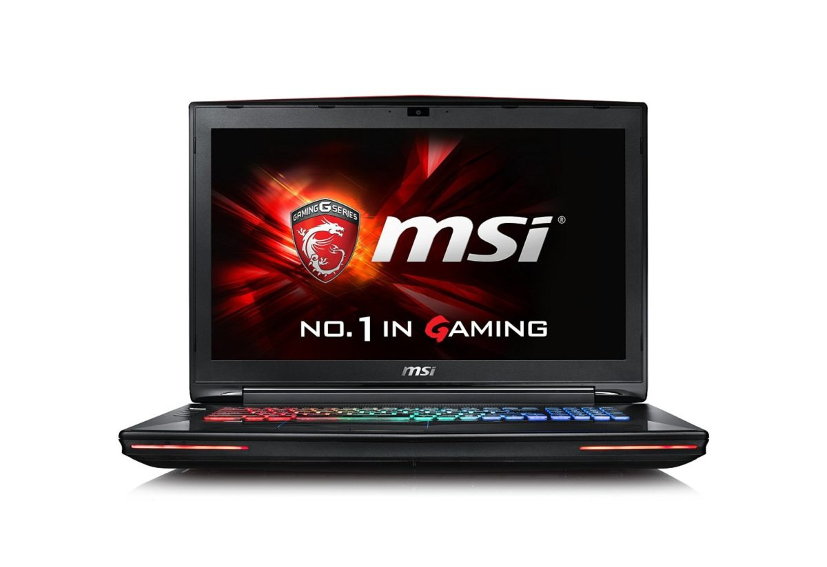 MSI VR Ready GT72VR Dominator Pro GTX 1060 Laptop