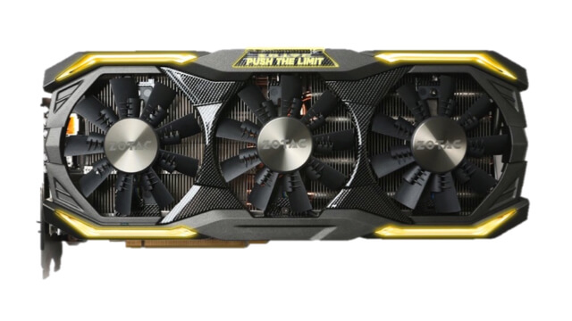 Zotac AMP Extreme GTX 1080 Best GTX 1080 for Overclocking