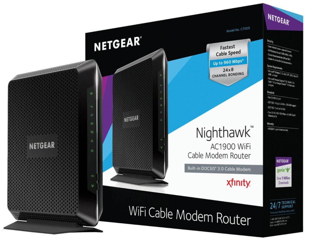 best-modem-router-combo-under-200-netgear-ac1900
