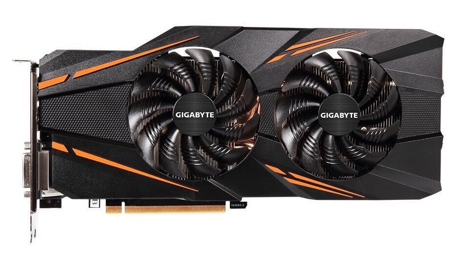 Gigabyte Windforce OC 1070