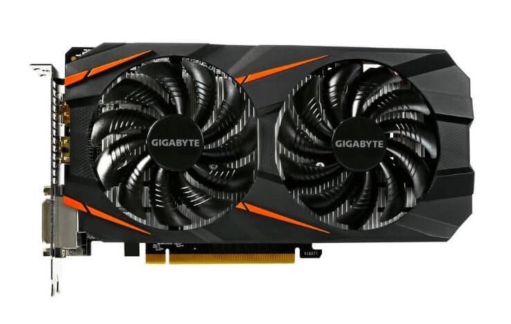 Gigabyte Windforce OC