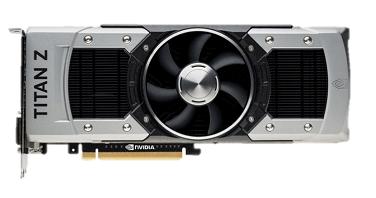 Nvidia Titan Z GPU