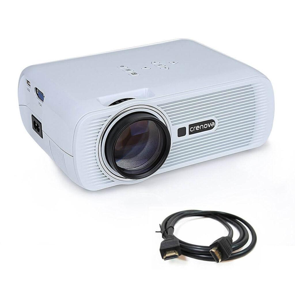 Crenova XPE460 Best Portable Projector