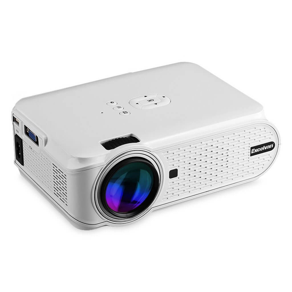 Excelvan EHD02 Portable Projector