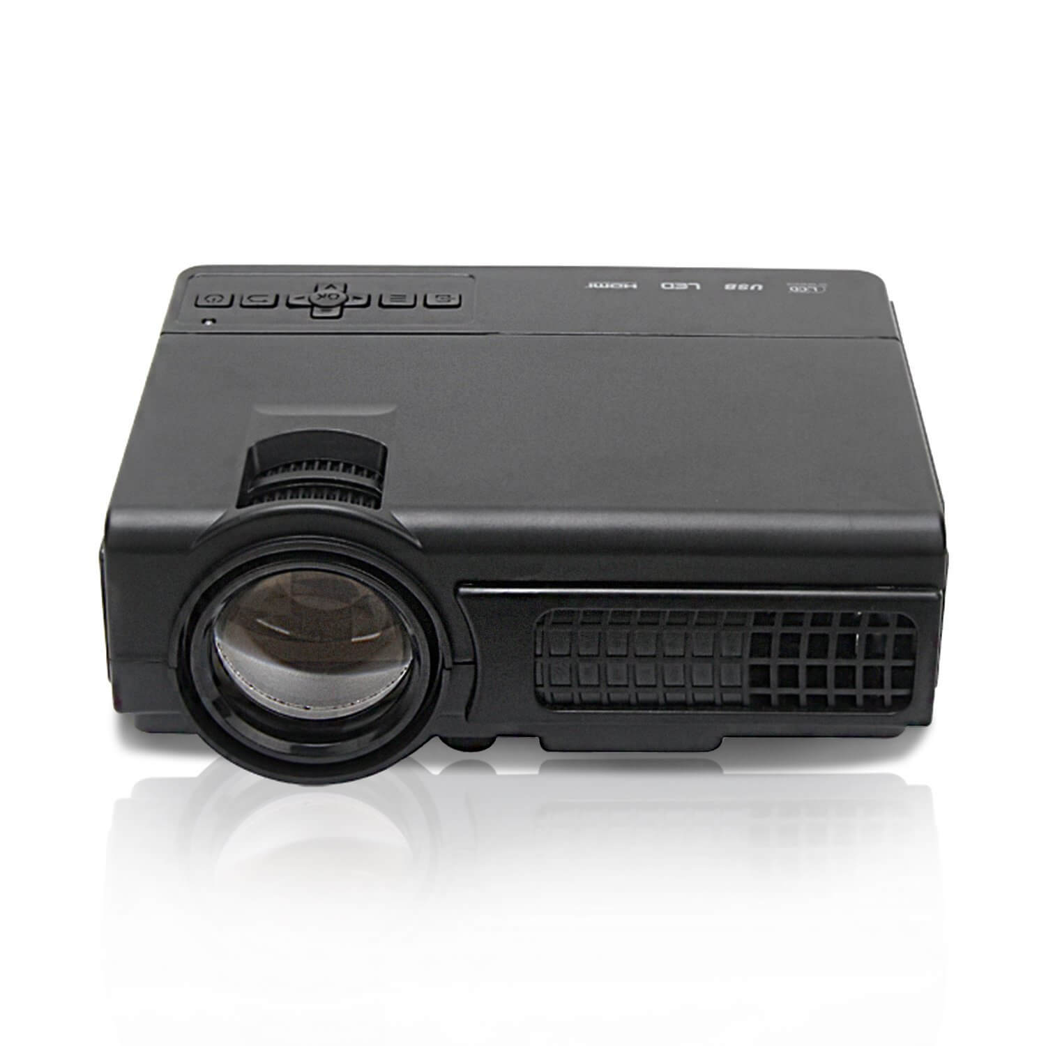 Supemale Portable Video Projector