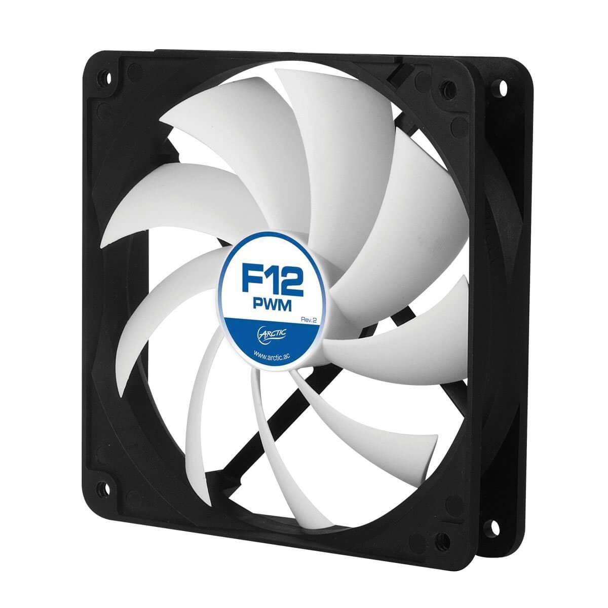 ARCTIC F12 PWM Rev. 2 120mm case fan