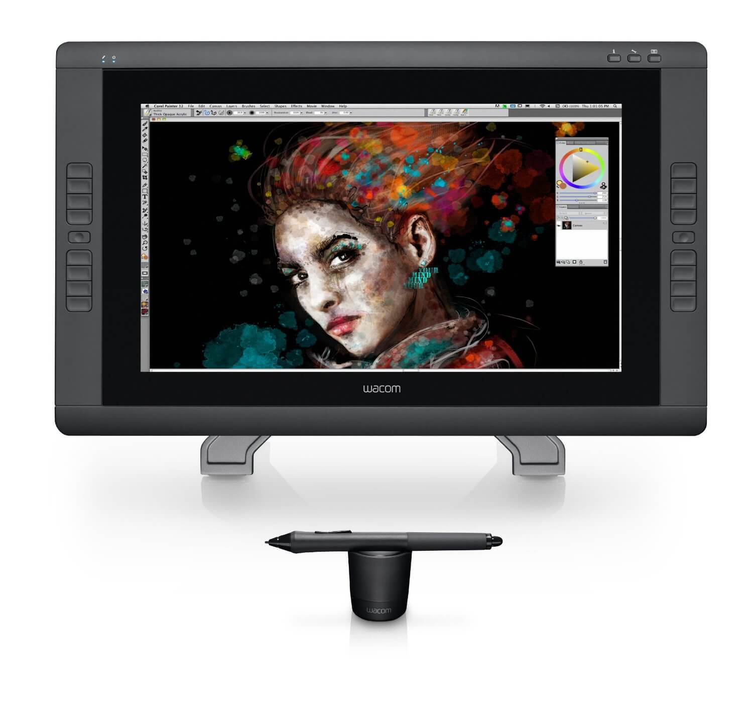 Cintiq 22HD Touch Professional Drawing Tablet