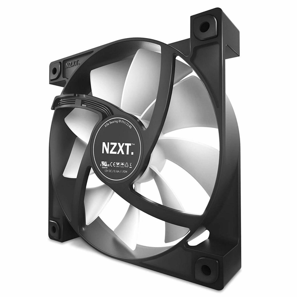 NZXT FN V2 120mm Case Fan