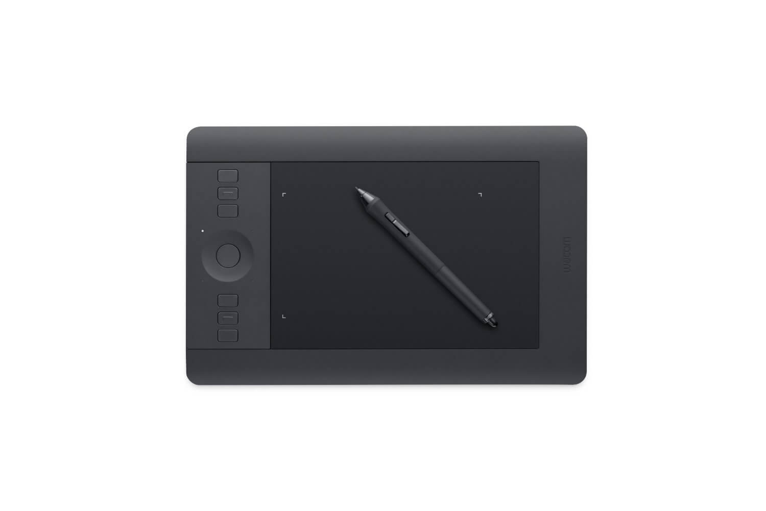 Wacom Intuos Pro Pen and Touch Small Tablet For Drawing