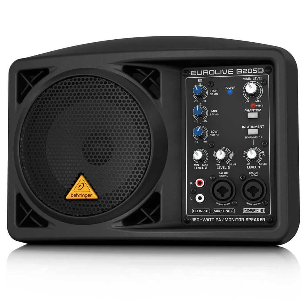 Behringer Eurolive B205D Party Speakers