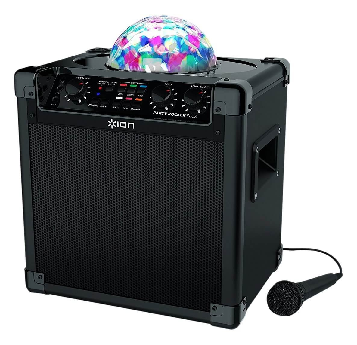ION Audio Party Rocker Plus Party Speakers