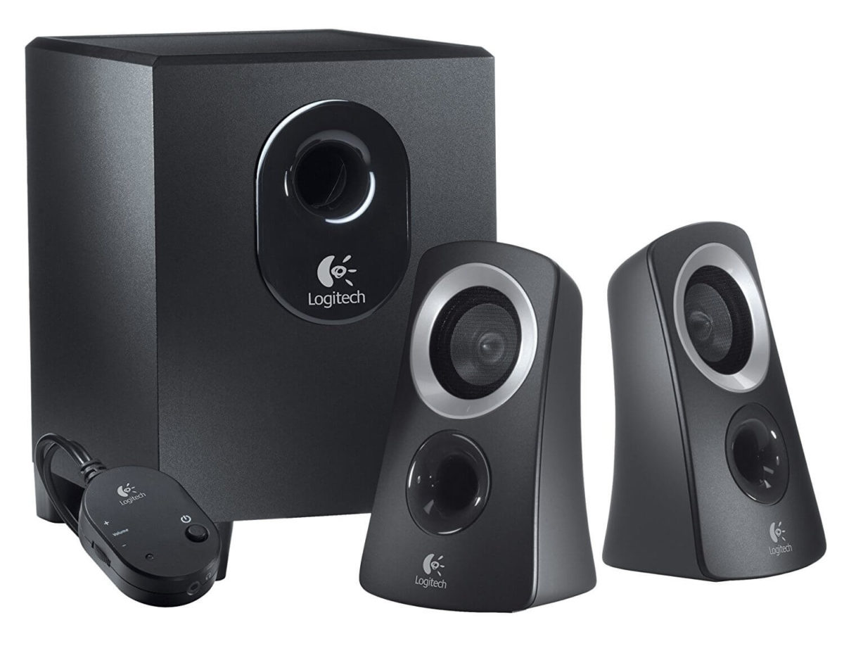 Logitech Z313 Computer Speakers