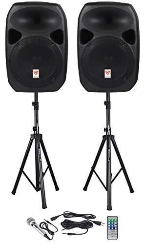 Rockville RPG122k Party Speakers