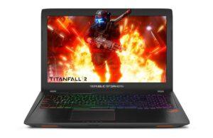 ASUS ROG Strix GL553VE i7-7700HQ Laptop