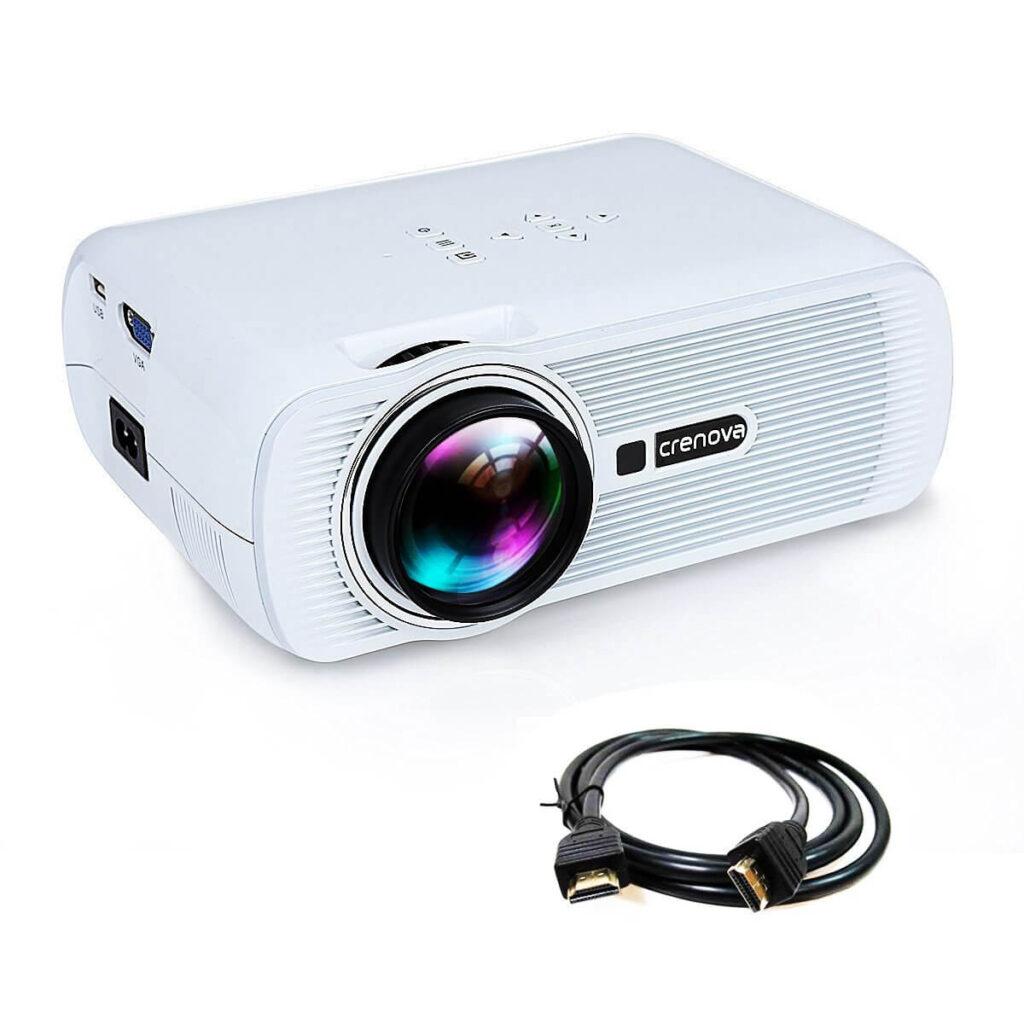 Crenova XPE460 Best Slide Projector under 100