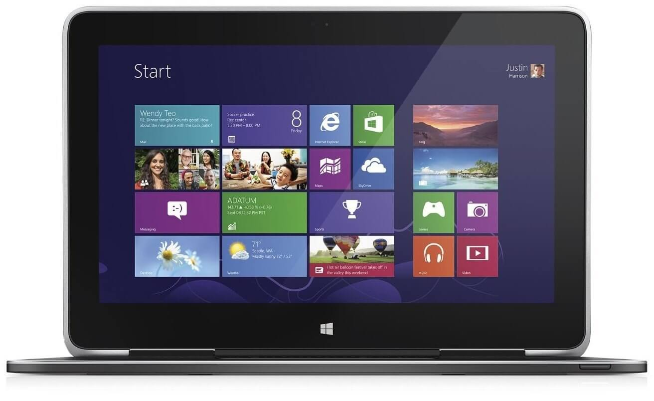 Dell XPS 11 11.6-inch ultrabook