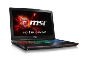MSI GE62VR Apache Pro Gaming Laptop