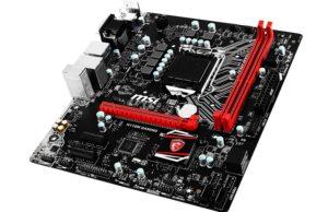MSI H110M Gaming Motherboard