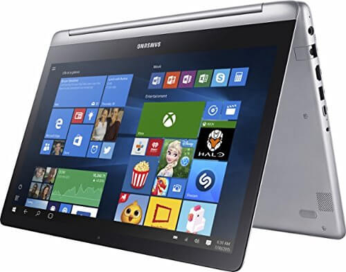 Samsung Notebook 7 Touchscreen laptop