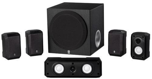 Yamaha NS-SP1800BL 5.1 Speaker Set