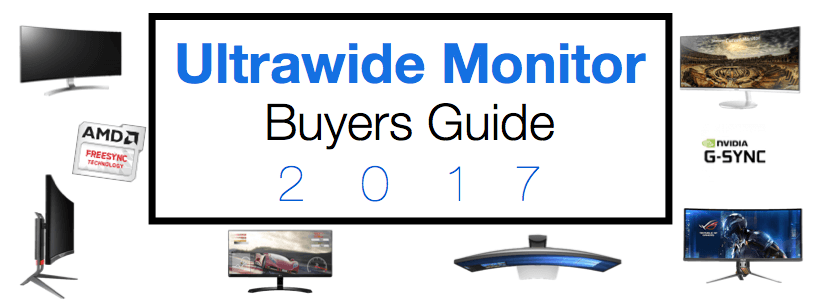 best ultrawide monitor buyers guide