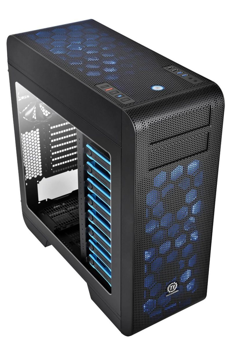 Thermaltake Core V71 eATX Full Tower Gaming Computer Case