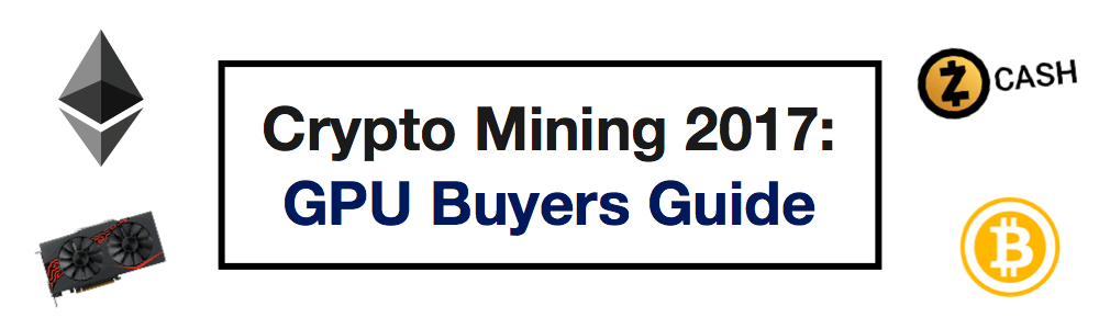 best graphics cards for crypto zcash ether mining