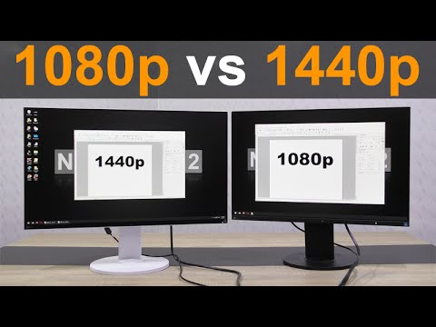 Is a 1440p monitor worth it if only 24 inches? 2019 | GPUnerd