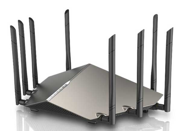 D-Link-AX11000-802.11ax-Router
