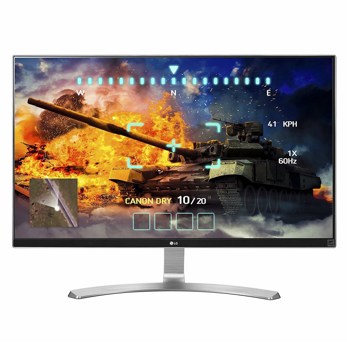 best 4k monitor for xbox one x and ps4 pro in 2018. Black Bedroom Furniture Sets. Home Design Ideas