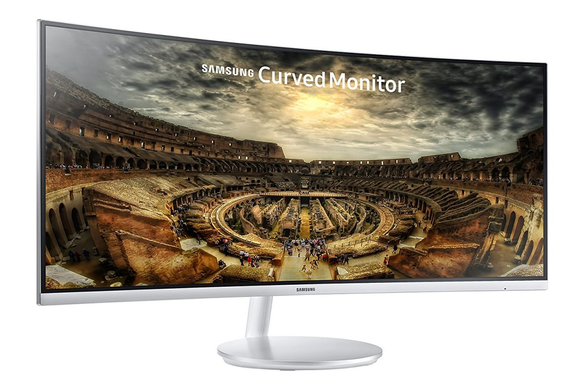 Samsung CF791 Best Curved HDR Monitor