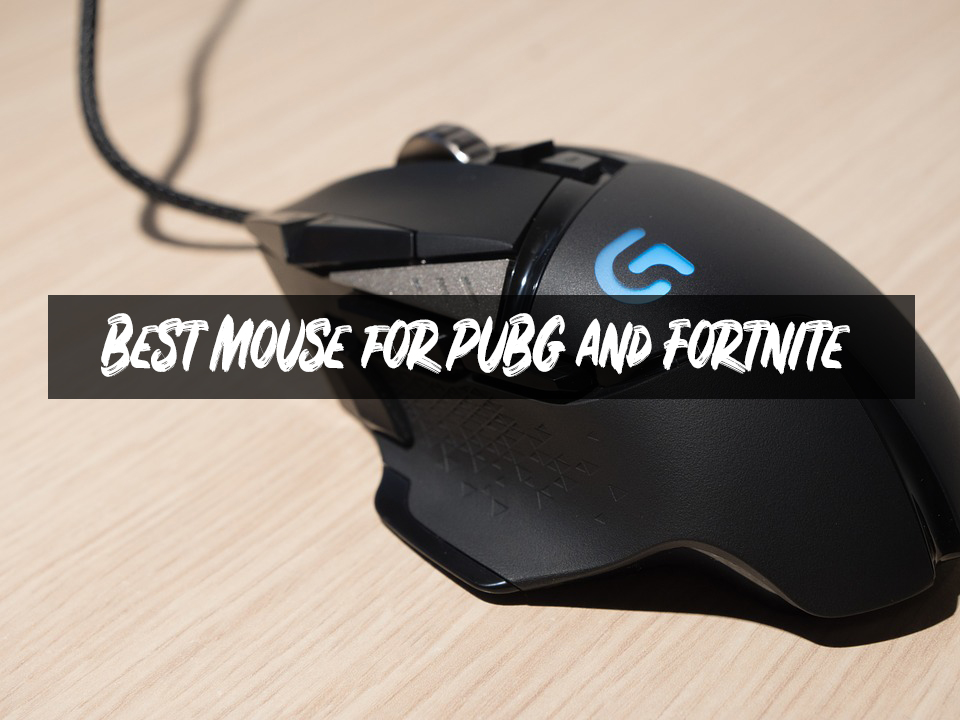 Best Mouse for PUBG and Fortnite