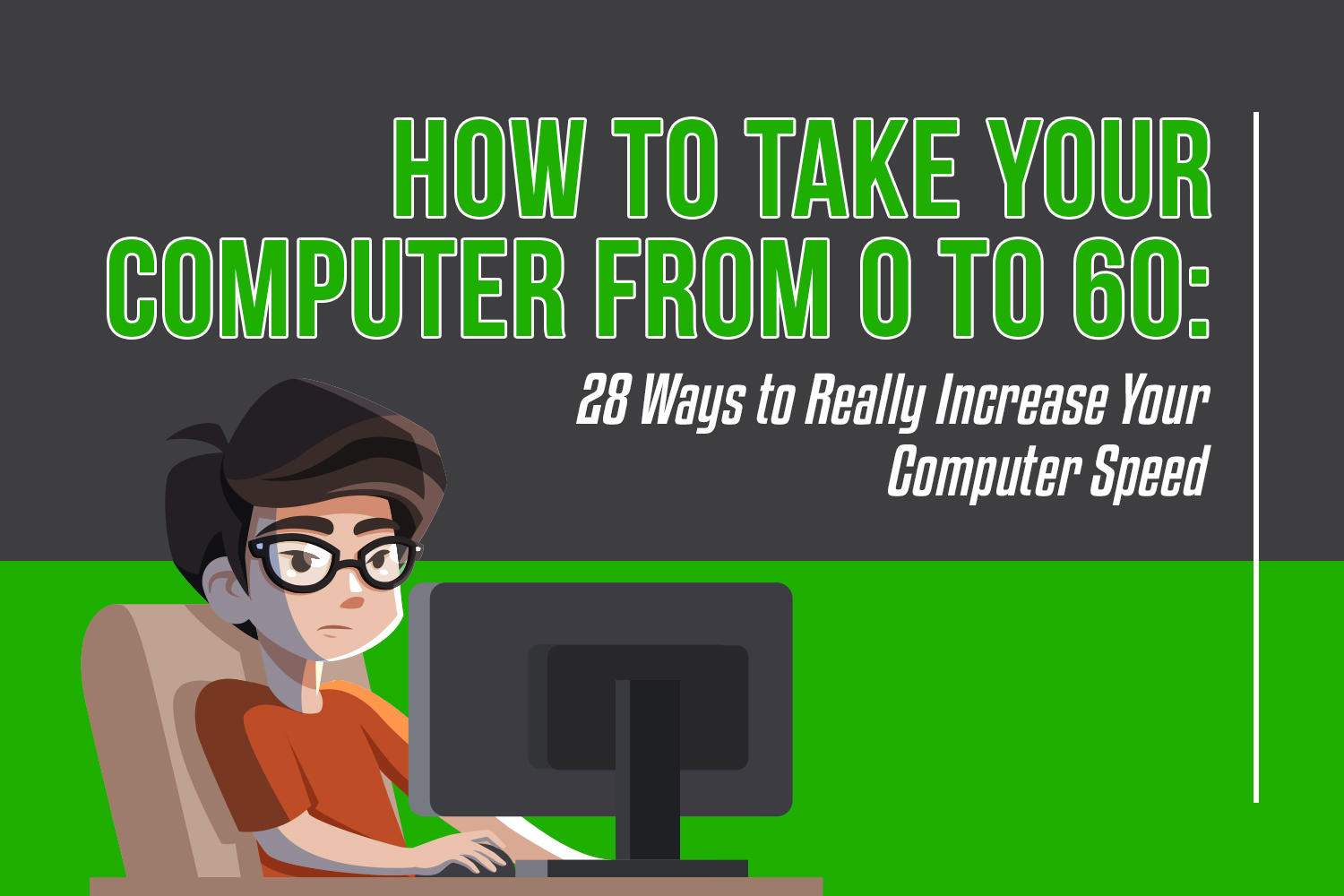 increase your computer speed