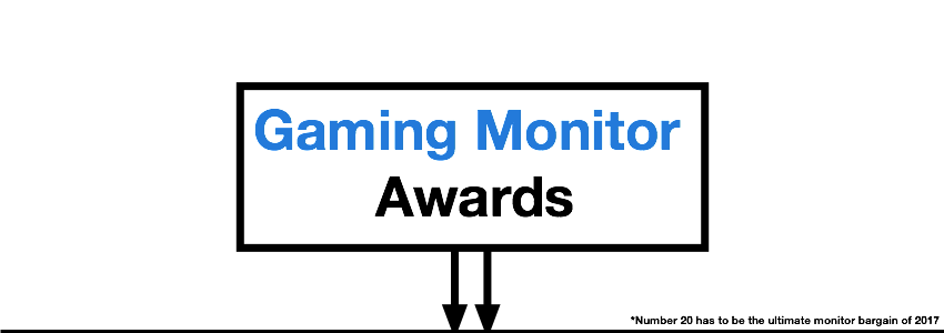 Gaming Monitor Awards