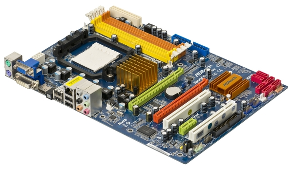 motherboard electronic chip